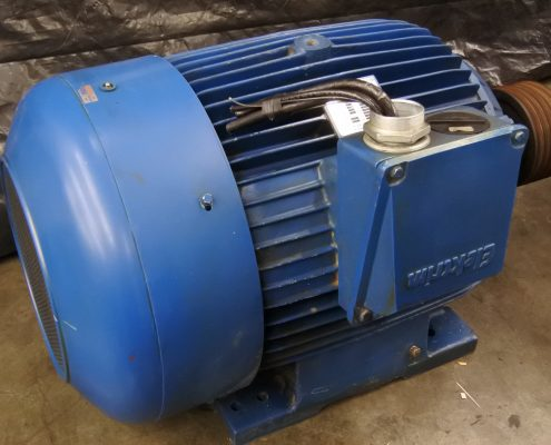 150hp_Drive_System_used_press_equipment
