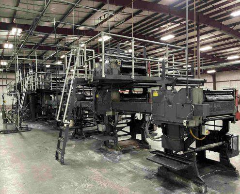 DGM 430 Used Press