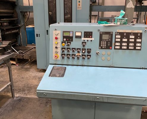 DGM Used Press Equipment