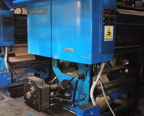 560 SSC Used Press Equipment