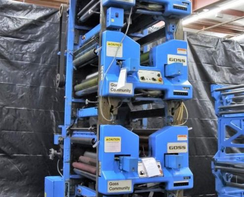 Goss_SSC_Four_High_Used_Press