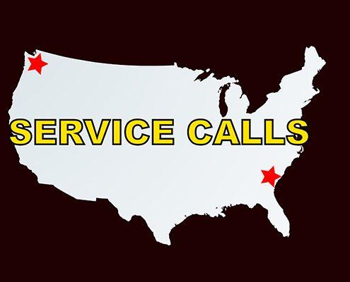 service calls