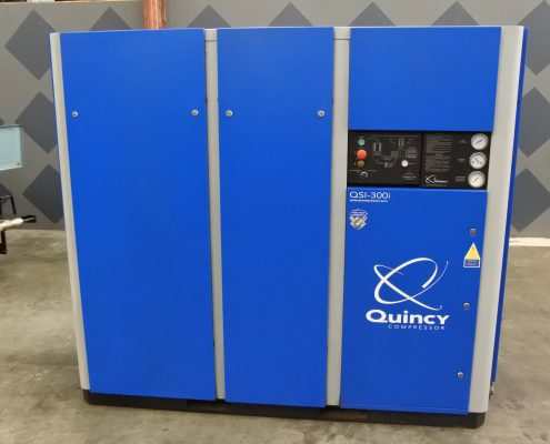 quincy 60 hp screw compressor