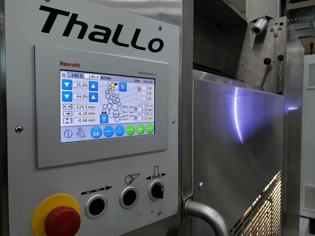 thallo packaging press