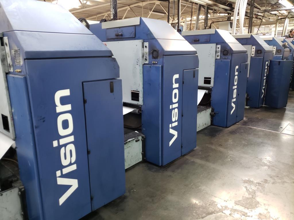 vision printing press